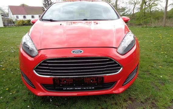 Ford Fiesta 1,6 TDCi 95 Trend ECO