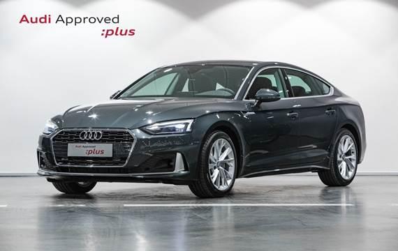 Audi A5 TDi Advanced SB S-tr.