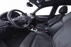 Audi Q3 2,0 TDi 177 S-line quattro S-tr.
