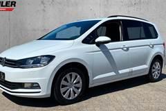 VW Touran 1,6 TDi 115 Comfortline Van