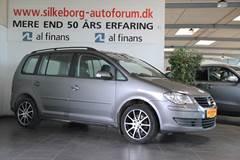 VW Touran 1,9 TDi 105 Trendline Van