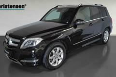 Mercedes GLK220 2,2 BlueTEC aut. 4-M Van
