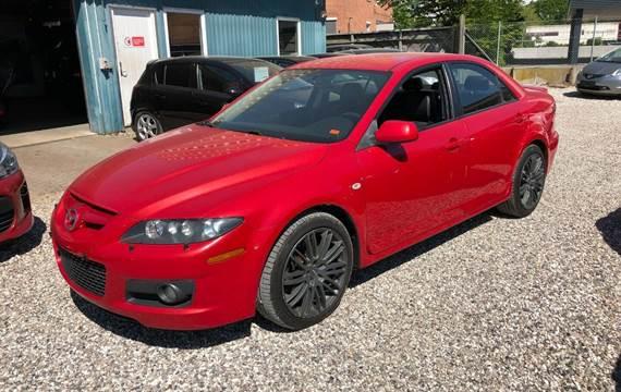 Mazda 6 2,3 MPS