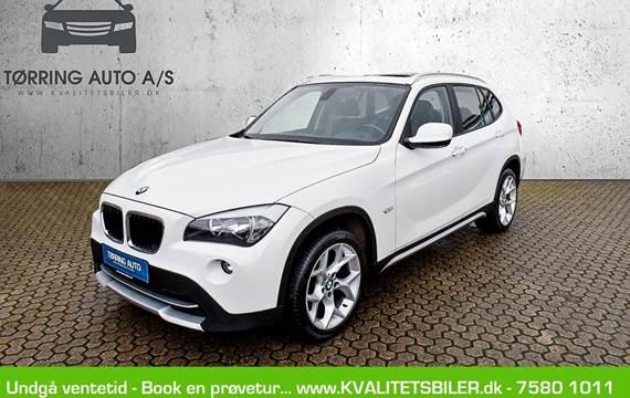 BMW X1 2,0 sDrive20d aut.