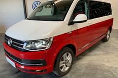 VW Multivan 2,0 TDi 204 Comfortl. DSG 4M lang