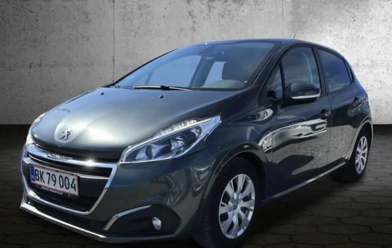 Peugeot 208 1,6 BlueHDi 100 Chili+