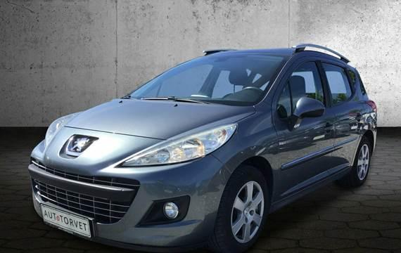 Peugeot 207 1,6 HDi 92 Comfort+ SW