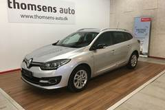 Renault Megane III 1,2 TCe 115 Limited Edition ST