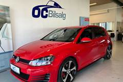 VW Golf VII 2,0 GTi DSG BMT