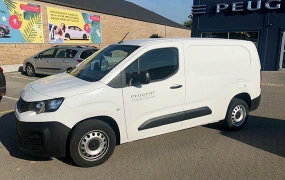 Peugeot Partner 1,5 BlueHDi 100 L2V2 Plus
