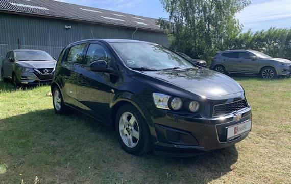 Chevrolet Aveo 1,2 ECO LT  5d