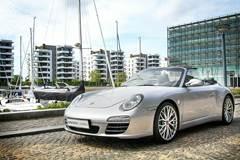 Porsche 911 Carrera 4S 3,8 Cabriolet