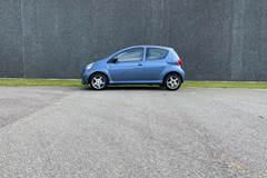 Toyota Aygo 1,0 Plus Blue II