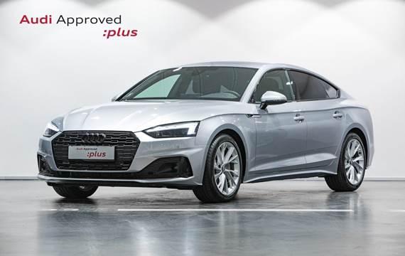 Audi A5 TDi Advanced+ SB S-tr.