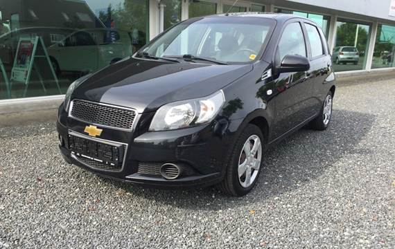 Chevrolet Aveo 1,2 LS