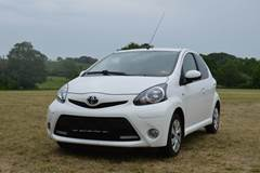 Toyota Aygo 1,0 VVT-i T1 Air