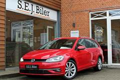 VW Golf VII 2,0 TDi 150 Highl. Variant DSG
