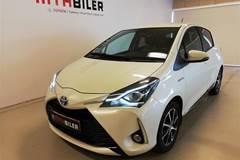 Toyota Yaris 1,5 B/EL H2 Smart E-CVT  5d Trinl. Gear