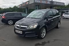 Opel Zafira 1,8 16V 140 Limted 7prs