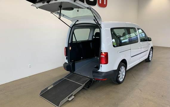 VW Caddy Maxi 2,0 TDi 102 Comfortline DSG BMT