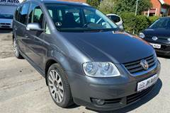 VW Touran 2,0 TDi 140 Highline Van