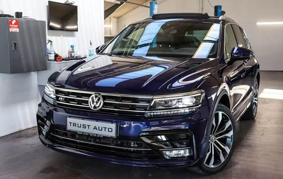 VW Tiguan 2,0 TDi 190 R-line DSG 4M