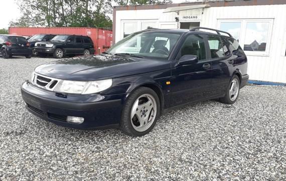 Saab 9-5 2,0 Turbo SE stc.