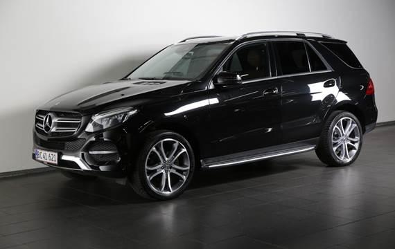 Mercedes GLE350 d 3,0 aut. 4-M