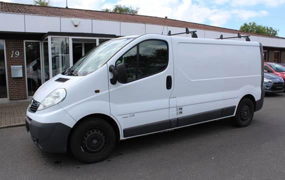 Opel Vivaro 2,0 CDTi 114 Van L1H1