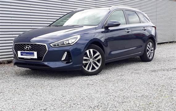 Hyundai i30 1,4 Cw  T-GDI Premium DCT  Stc 7g Aut.