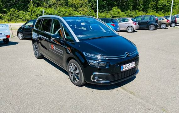 Citroën Grand C4 SpaceTourer 2,0 BlueHDi 160 Intensive+ EAT8