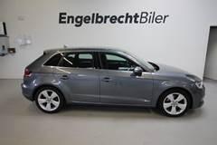 Audi A3 1,8 TFSi 180 Ambiente SB S-tr.