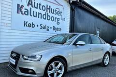 Audi A4 1,8 TFSi 170 Multitr.