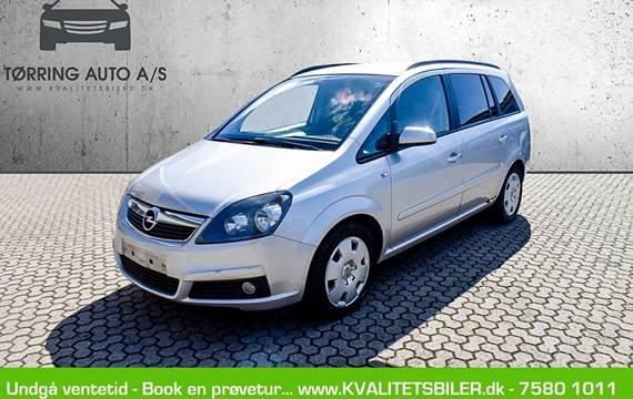 Opel Zafira 1,9 CDTi 120 Enjoy aut. 7prs