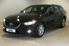 Mazda 6 2,2 Sky-D 150 Core Busin. stc. aut