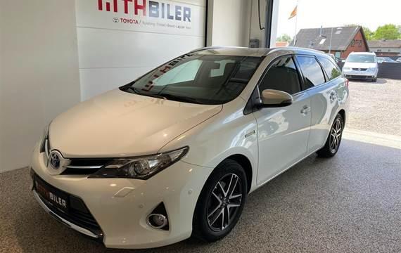 Toyota Auris 1,8 Touring Sports  VVT-I H2 Premium E-CVT  Stc Aut.