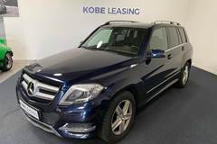 Mercedes GLK220 2,2 CDi aut. 4-M BE