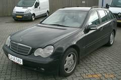 Mercedes C200 2,2 CDi Classic stc.