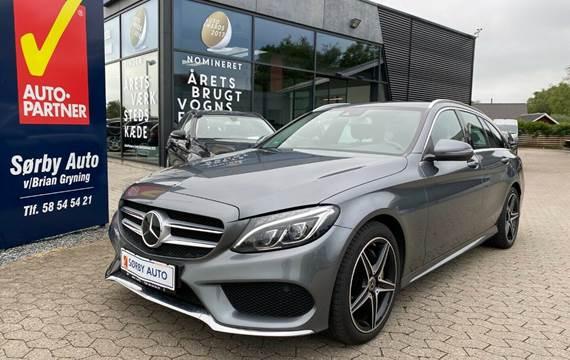 Mercedes C220 d 2,2 Edition C stc. aut.