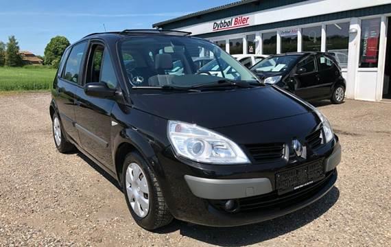Renault Scenic II 1,6 Authentique Comfort aut.