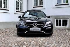 Mercedes E63 5,5 AMG aut. 4-M
