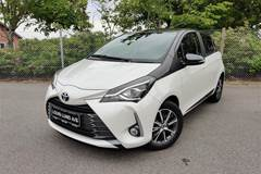Toyota Yaris 1,5 VVT-I T3 Y20  5d 6g