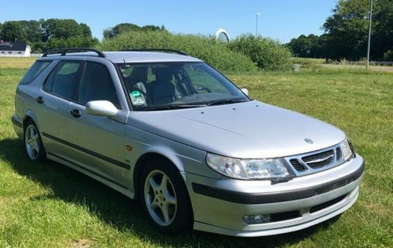 Saab 9-5 2,3 Turbo SE stc. aut.