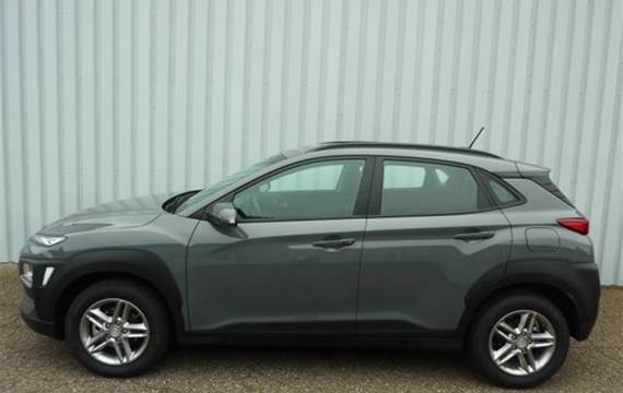Hyundai Kona 1,0 T-GDI Value+  Van 6g
