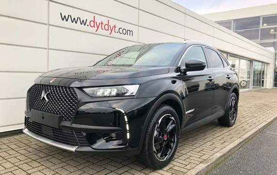 DS DS 7 CrossBack 1,6 PT 225 Prestige EAT8