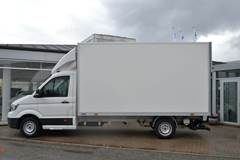 VW Crafter 35 2,0 TDi 177 Box m/lift