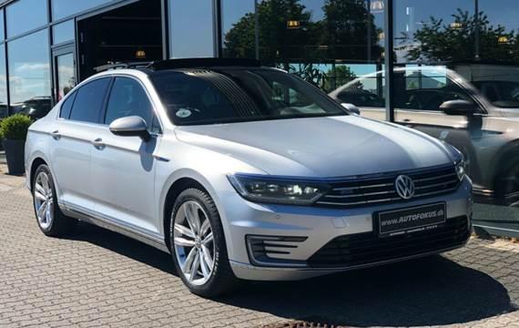 VW Passat 1,4 GTE Highline DSG