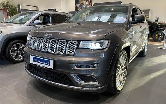 Jeep Grand Cherokee 3,0 MJT Summit 4x4  5d 8g Aut.