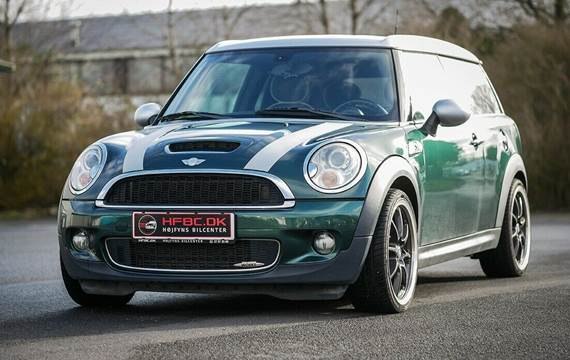 Mini Clubman Cooper S 1,6 JC Works