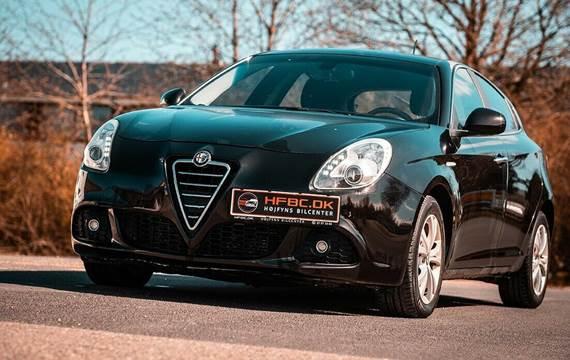 Alfa Romeo Giulietta 1,6 JTD 105 Progression